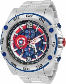 Invicta Marvel Captain America 32501