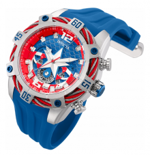 Invicta Marvel Captain America 33162