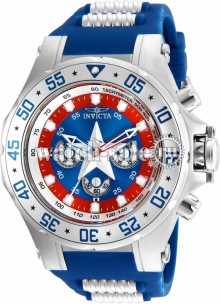 Invicta Marvel Captain America 25685