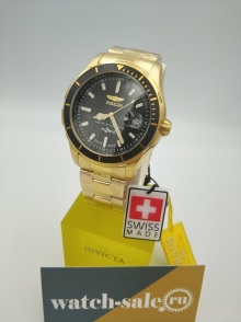 Invicta Pro Diver 25810 Swiss Made